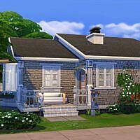 Cozy Interior Sims 4 Home