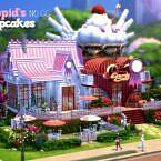 Cupids Sims 4 Cupcakes