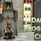 Darker Progress Circle Mod The Sims 4