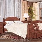 Darkwood Sims 4 Bedroom 31