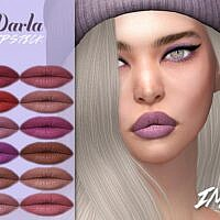 Darla Sims 4 Lipstick N321