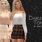 Darlene Sims 4 Top