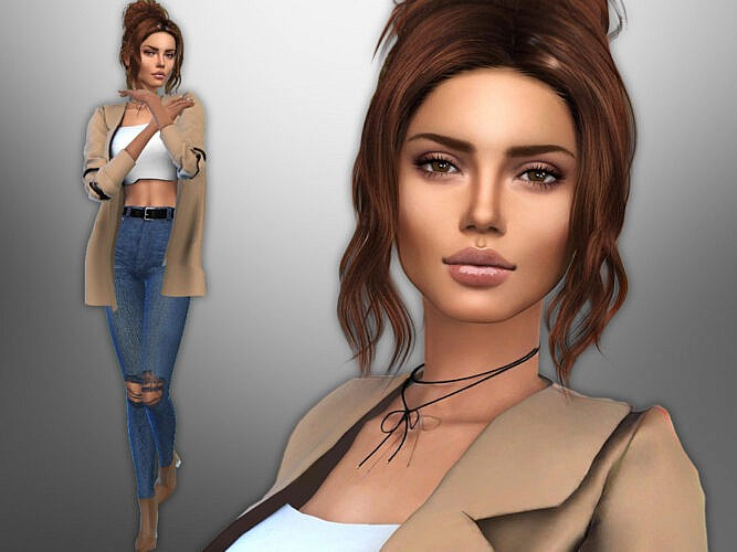 Dayana Marion Sims 4 By Divaka45