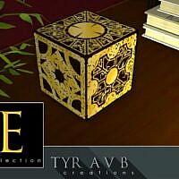 Decorative Cube Sims 4 Tyravb