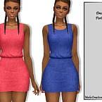 Dress Sims 4 Portel