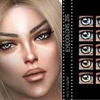 Eyecolors Sims 4 Z15