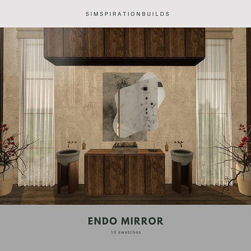 Endo Sims 4 Mirror