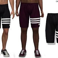 Evan Mens Sims 4 Shorts