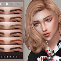 Eyebrows 33 By Bobur3