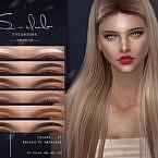 Eyebrows Sims 4 202103