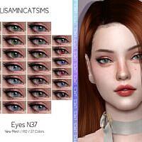 Eyes N37 Hq Sims 4