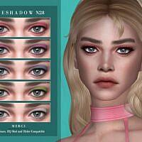 Eyeshadow N28 Sims 4