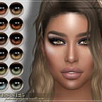 Frs Sims 4 Eyes N125