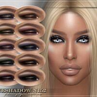 Frs Sims 4 Eyeshadow N152