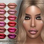 Frs Sims 4 Lipstick N237