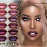 Frs Sims 4 Lipstick N238