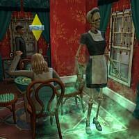 Faster Bonehilda Seance Mod Sims 4