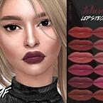Felicia Sims 4 Lipstick N323