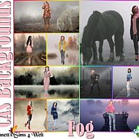 Fog Sims 4 Cas Backgrounds