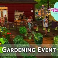 Gardening Sims 4 Event