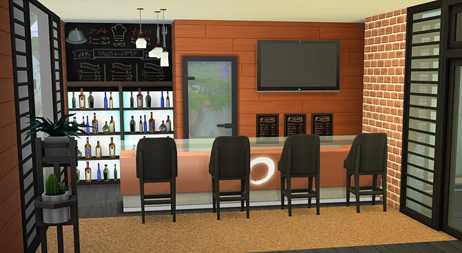 Sims 4 GeekCon Center by kierrot at Mod The Sims 4
