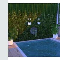 Grass Sims 4 Walls