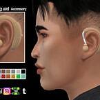 Hearing Aid Sims 4