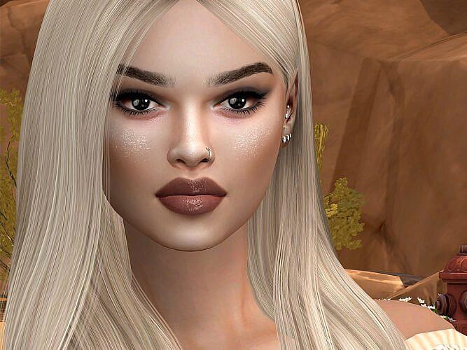 Heather Macrone Sims 4