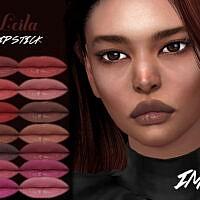 Imf Leila Sims 4 Lipstick N.322