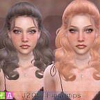 J205 Fingertips Sims 4 Hair
