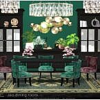 Jao Sims 4 Dining Room