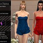 Jasmine Sims 4 Pajama