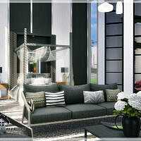 Konwalia Sims 4 Bedroom By Marychabb