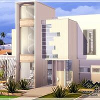 Konwalia Sims 4 House