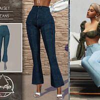 Kai Sims 4 Jeans