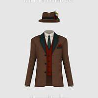 Karls Sims 4 Fashion Set