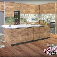 Kitchen Sims 4 Frosted Grove Ii