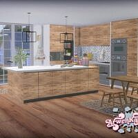 Kitchen Sims 4 Frosted Grove Iii