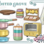 Kitchen Sims 4 Frosted Grove Iv
