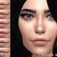 Lipstick Sims 4 N101
