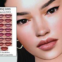 Lipstick Sims 4 Nb51