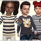 Little Tiger Sims 4 Shirt