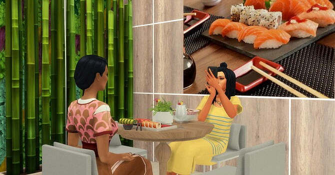 Sims 4 Little Tokyo at Lily Sims