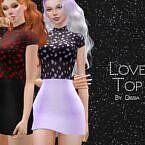 Love Sims 4 Top