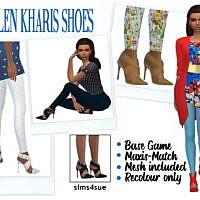 Madlens Kharis Sims 4 Shoes