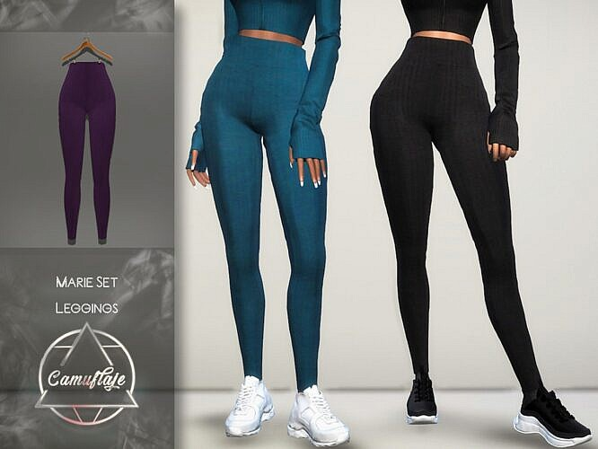 Marie Sims 4 Leggings