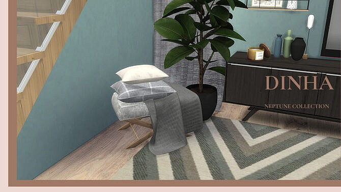 Sims 4 Neptune Collection at Dinha Gamer