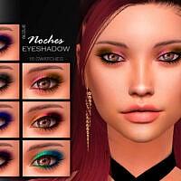 Noches Sims 4 Eyeshadow N8