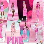 Pink Sims 4 Cas Backgrounds