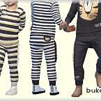 Pants Sims 4 Little Tiger